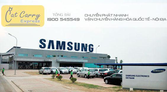Vì sao Samsung nhảy vào logistics? - Phần 1