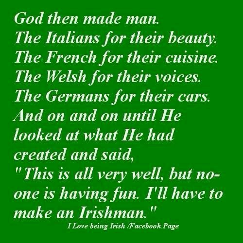 Quote For All The Irish And Here We Are Remember Wrhel Com Wrhel Irish Quotes Irish Jokes Irish Proverbs