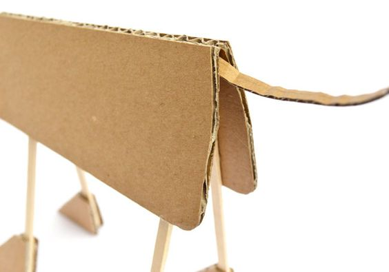 Puss N' Boots Cardboard Art Cat