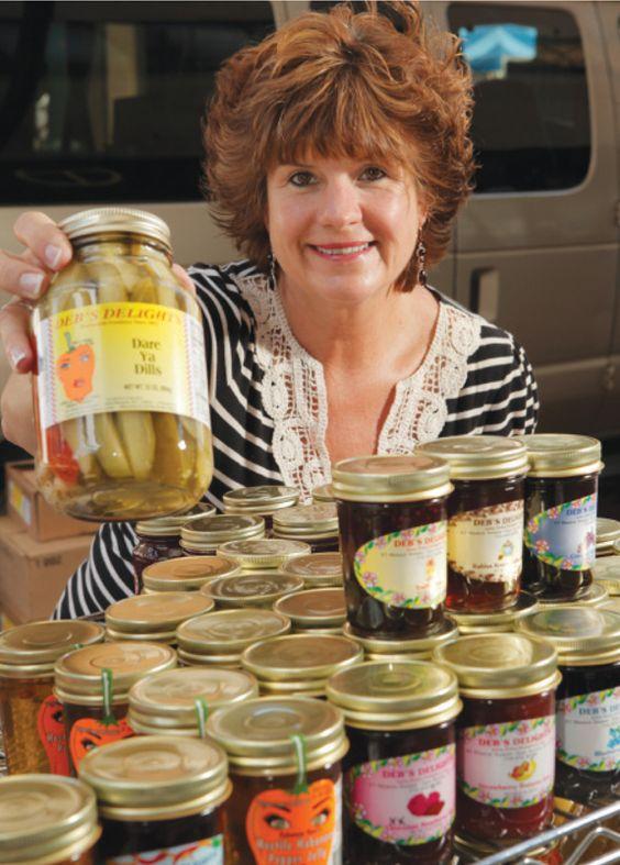 The Foodies: Deb's Delight