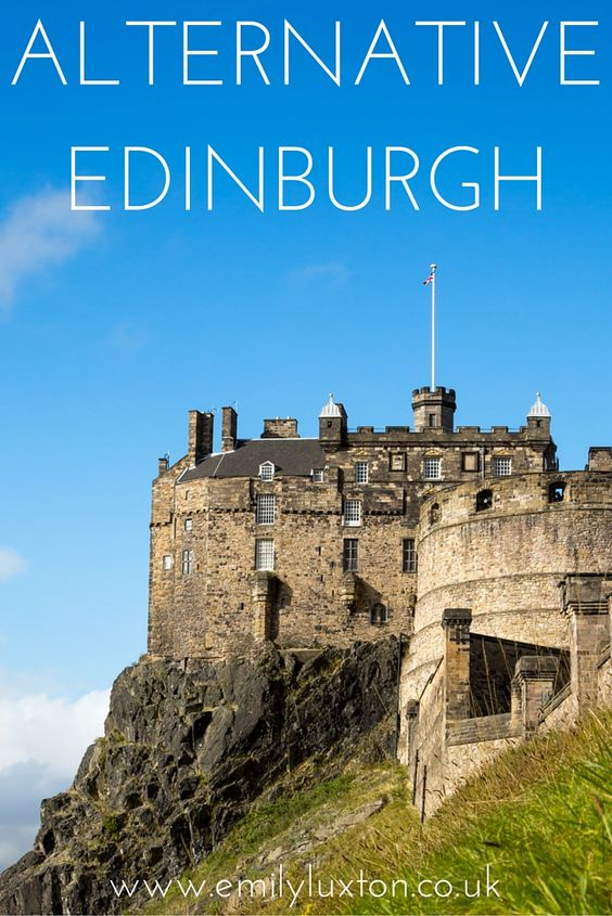 Alternative Edinburgh: Four offbeat and alternative suggestions for things to do in the Scottish Capital.