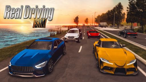 Real Driving Sim Mod Apk Download Unlimited Money Gold Sims