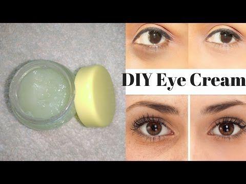 35 Homemade Eye Cream To Get Rid Of Dark Circles Wrinkles Fine