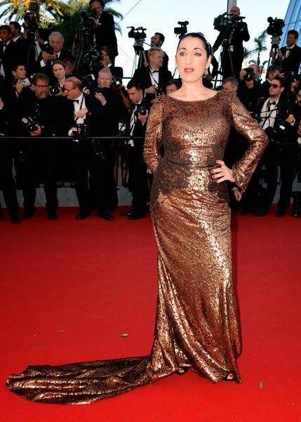 Rossy de Palma in Sophie Theallet #Cannes2015
