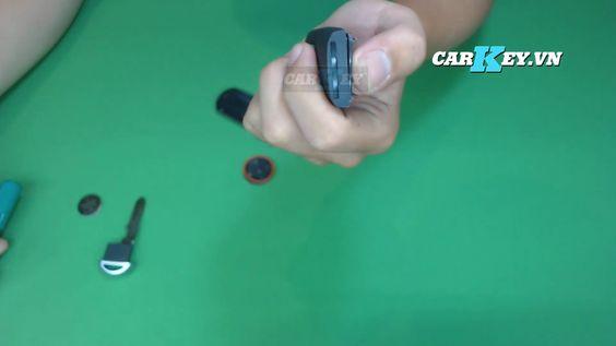 Làm chìa khóa ô tô Mazda