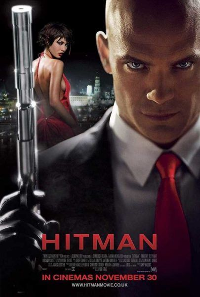 Hitman Movie 2007 Hdrip 480p In 300mb Esub Hitman Movie