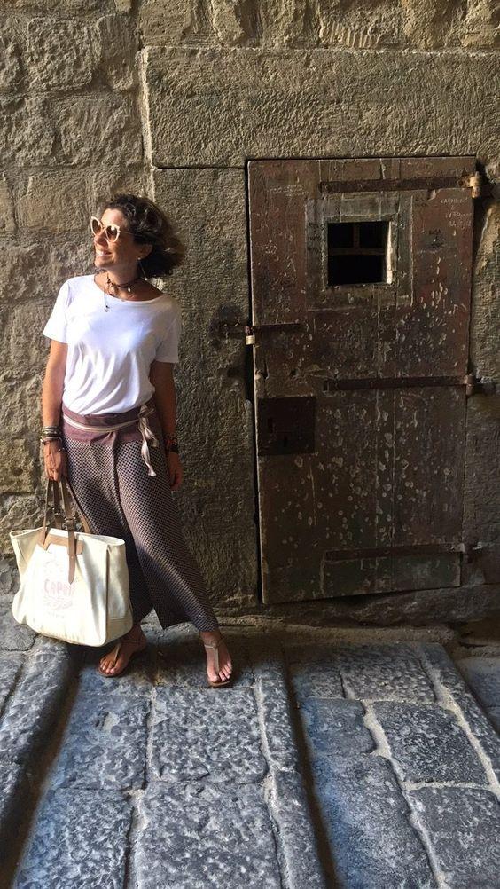 Looks e como montar a mala para a Puglia no Verão!