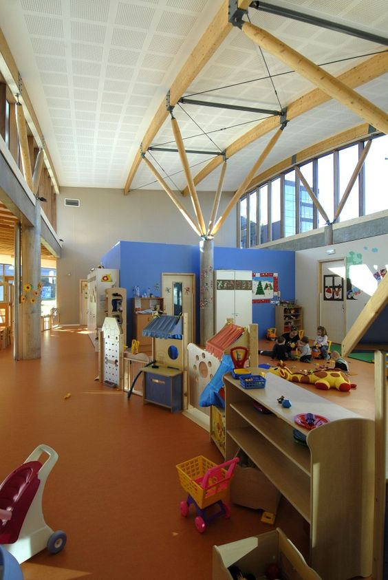 Gallery of nursery council of europe art build for Architects council of europe