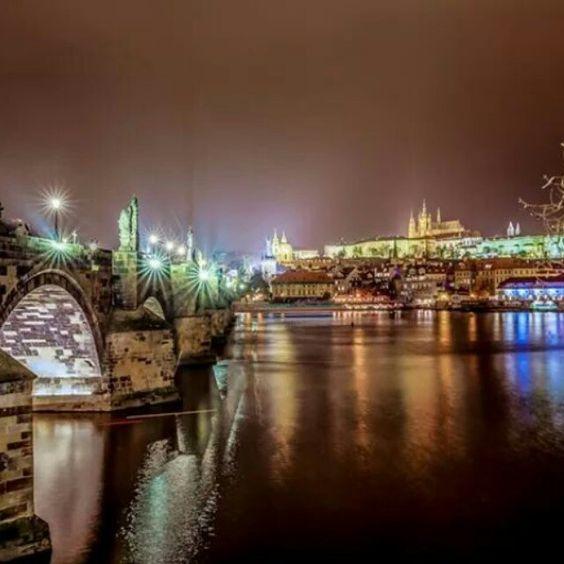 Prag, the biggest Castle in Europe