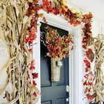 fall outdoor decorating ideas for porch | Southern Hospitality