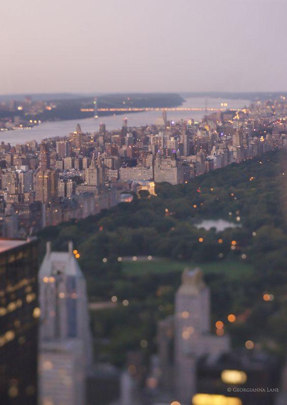 Nueva York visto por Giorgianna Lane