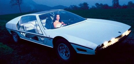 "Bildband ""70s Concept Cars"": Keilomat"