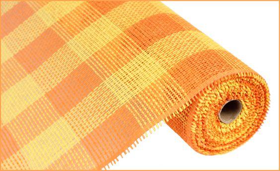 21 quot x10yd woven paper mesh orange yellow paper mesh paper mesh