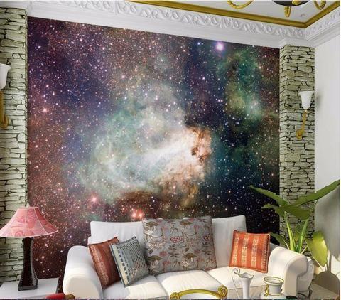 3d Planet Saturn Wallpaper Galaxy Universe Wall Mural Mural Wallpaper Mural Wall Wallpaper