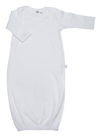Babu - Organic Baby Bundler Sleep Sack, NZ$32.00 (http://www.babu.co.nz/clothing/organic-cotton-basics/organic-baby-bundler-sleep-sack/)