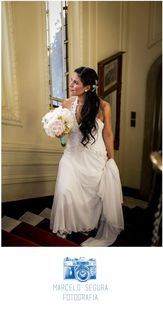 Ramo, Novia, Fotografia matrimonio, blanco, boda www.facebook.com/marceloweddings