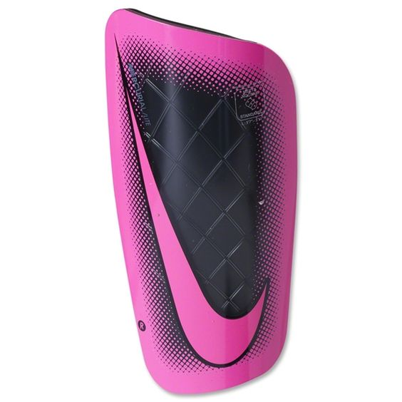 Nike Mercurial Lite Shin Guards Hyper Pink/Black