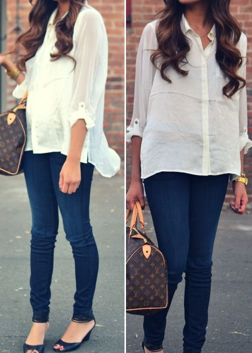 I love the outfit and you can never go wrong with the speedy Louis!