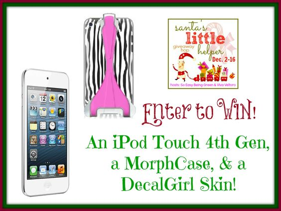 win a ipod touch 5