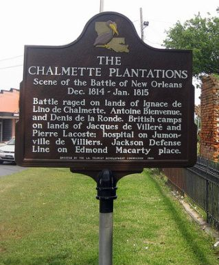 Historic Marker, site of the Battle of New Orleans. Site of hospital, Jumonville de Villiers Plantation. When authenticity and native levity matter. The Creoles, Americans, Pirates, and the Battle for New Orleans anticipates the 200th Anniversary of the last great battle of the War of 1812. Thursdays and by appointment. Good choice for the history buff. Departs Little Vic's 719 Toulouse Street, Thursdays. Reservations required. Visit important sites in the French Quarter and the St. Louis…