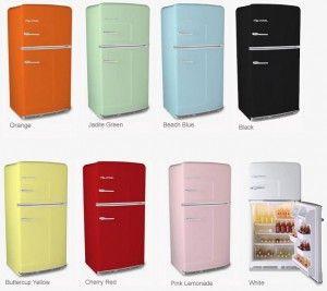 Retro kitchen appliances retro kitchens and appliances on pinterest - Suitable colors kitchen energy ...