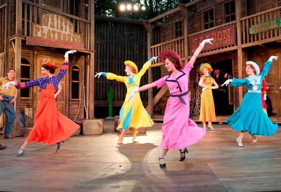 crazy for you broadway musical - Google Search