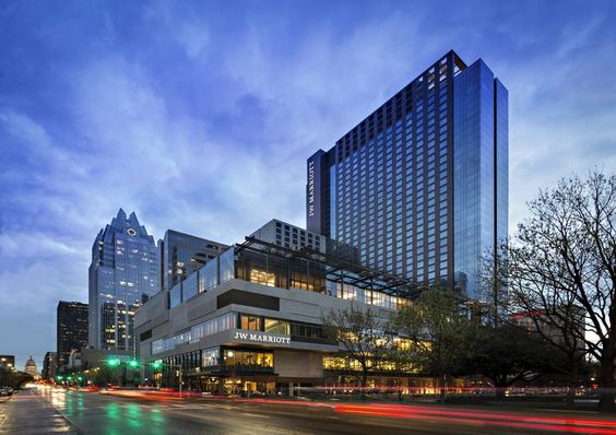 Marriott Rewards announces its first-ever major sponsorship of the South by Southwest® (SXSW®) 2016 Music and Conference Festival
