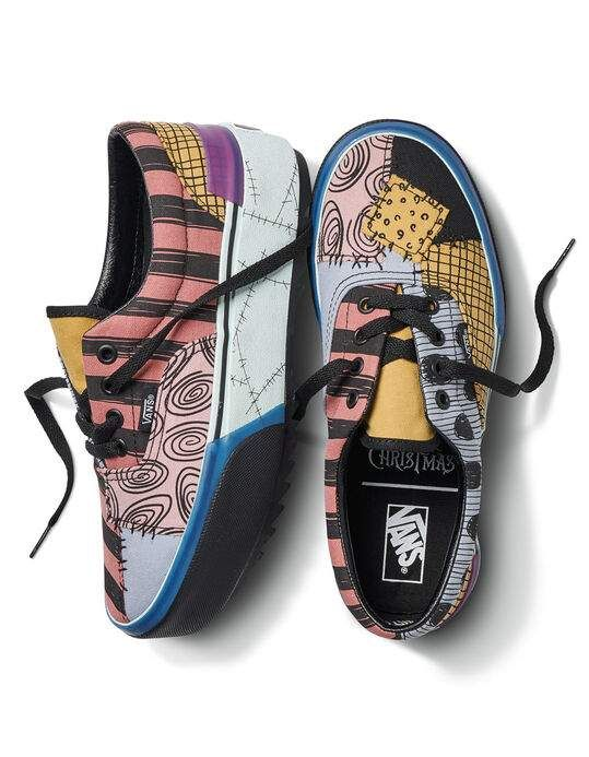 Vans X The Nightmare Before Christmas Sally Era Stacked Womens Shoes Multi 357292957 Vans Women Shoes Vans Shoes