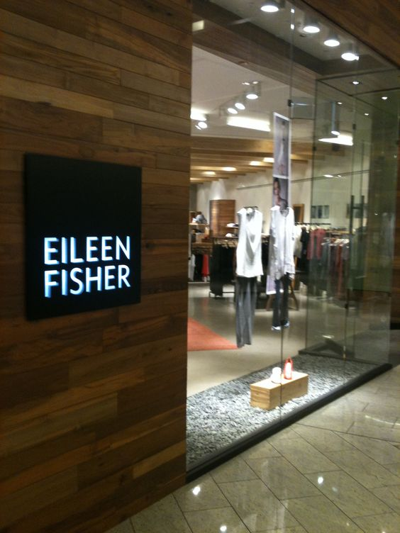 #EileenFisher