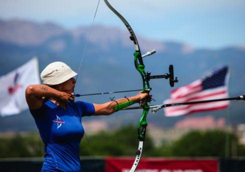 Olympic Archer Khatuna Lorig: