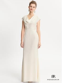 Looks like Pippa Middleton's bridesmaids dress.