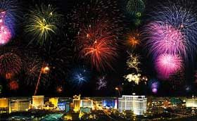 4th of july las vegas strip 2012