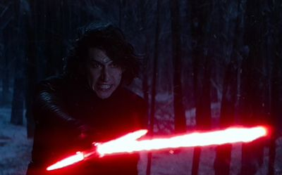 Adam Driver Talks About Working With JJ Abrams and Rian Johnson