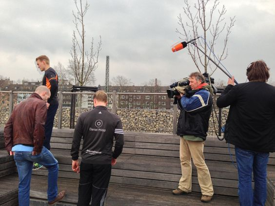 Toller Drehtag. Ausstrahlung ist nächste Mittwoch auf ZDF von 09.00-10.30Uhr.  Viel Spaß dabei.
