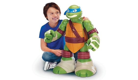 Teenage Mutant Ninja Turtles Mutations Giant Leo Playset, read reviews and buy online at George at ASDA. Shop from our latest range in Kids. Leo, Donnie, Raph a...