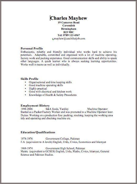 Free Resume Templates Uk Resume Template Examples Simple In 2020 Resume Template Examples Downloadable Resume Template Basic Resume