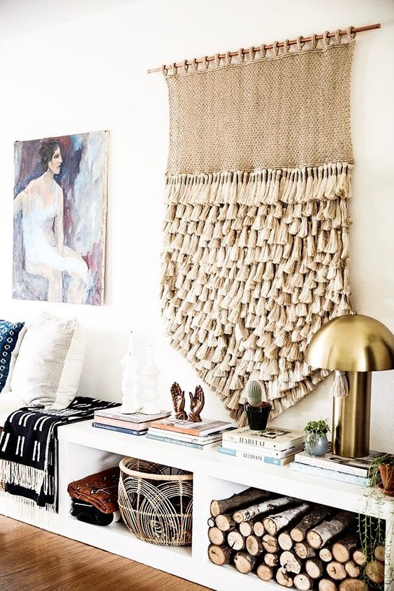 Decorative tassels are a must-have accessory for any bohemian interior. They add the perfect touch of color, texture, and fun to any room. Take a look at how to incorporate tassels into home decor from Boho Luxe Home!