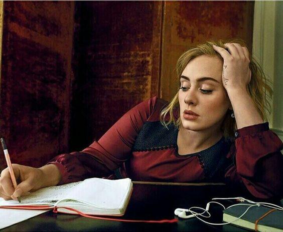 Adele para Vogue Magazine