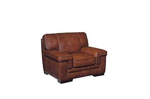Simon Li Kamen Leather Chair 47 Leather Chair Chair Casual Chairs