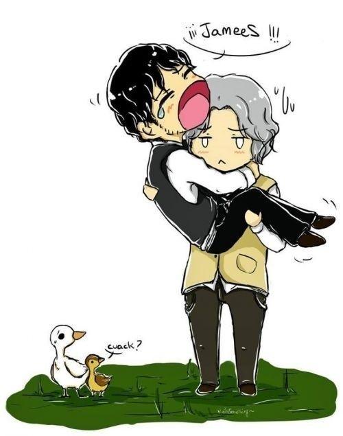laragazzacheviveneilibri:  Never trust a duck Will Herondale *.*: