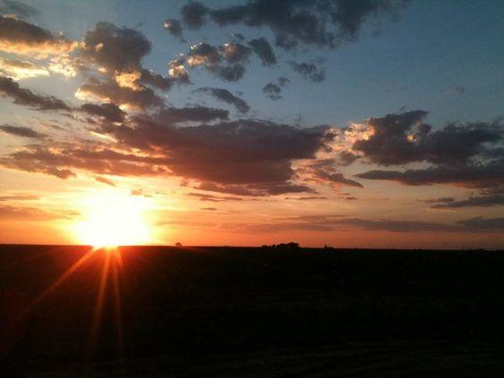 west texas sunsetttts