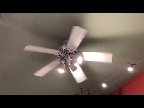 Delande Lighting Ceiling Fan Update