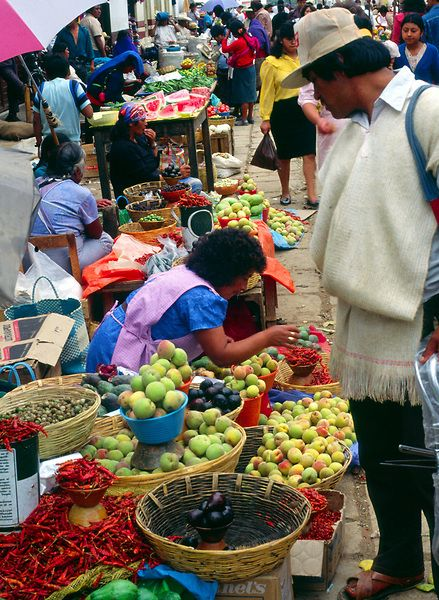 Mercado Municipal, San Cristobal de las Casas, Mexico