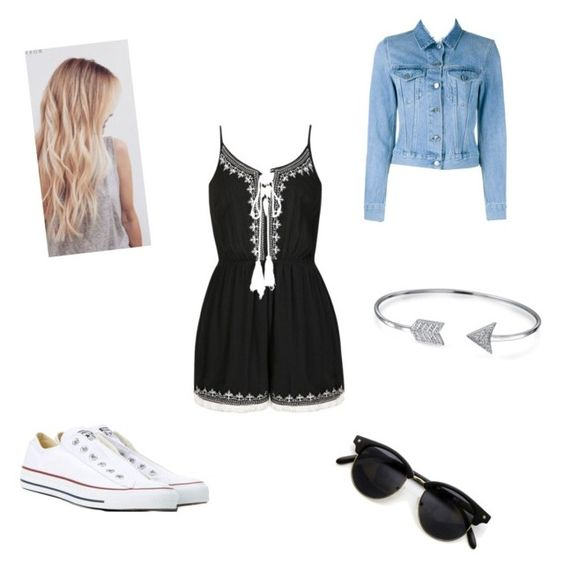 """""""Untitled #42"""" by ana-santos-2001 ❤ liked on Polyvore featuring Ally Fashion, Acne Studios, Converse and Bling Jewelry"""