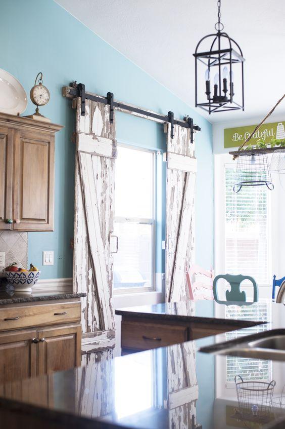 Diy Barn Door Instructions And Hardware Home Decor Ideas