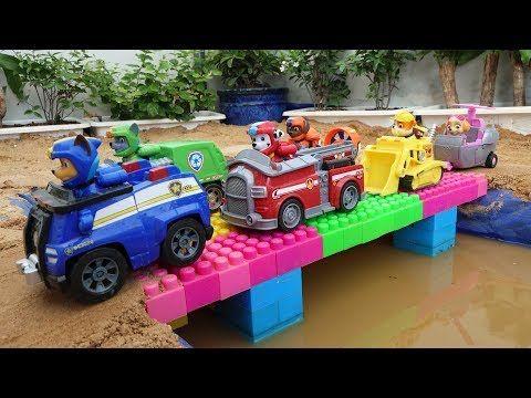 الحفار لعب اطفال اسعاف سيارة الإطفاء شاحنات القمامة و سيارات الشرطة و Excavator Toys 303 Youtube En 2020 Clipart Clipart De Flor