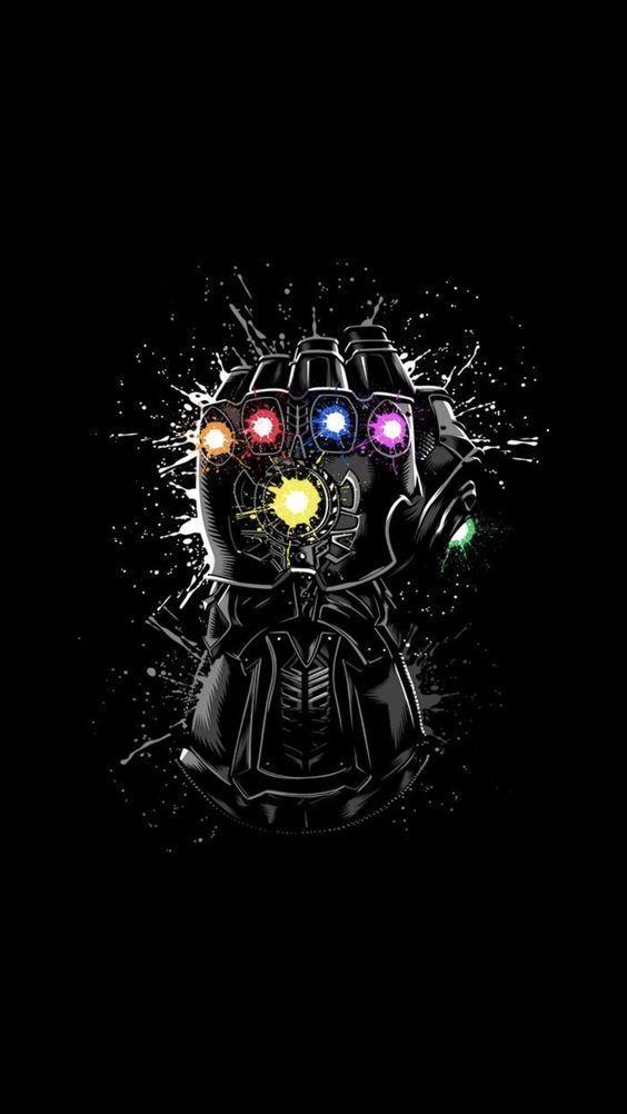 Thanos Fondos Pantalla Marvel Vengadores Infinity War 4k Hd