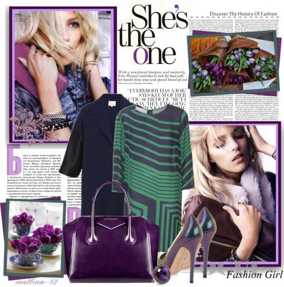 """""""She's the one!! ♥I'm two year on Polyvore♥"""" by malbina-82 ❤ liked on Polyvore"""