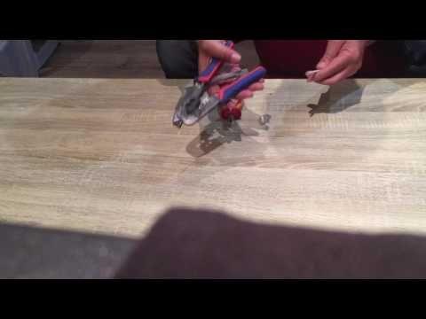 utp kabel maken, patchkabel met rj45 connector