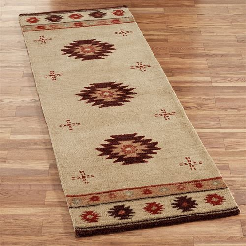 Southwest Diamond Wool Rug Runners Diamond Rugs Rug Runners Rug Runner
